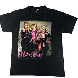 Vtg 1999 The Dixie Chicks Rule Concert Band Shirt